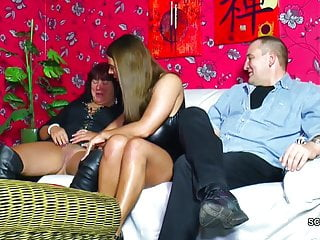 Mom and dad fuck sister German mom and dad seduce young girl to fuck for money