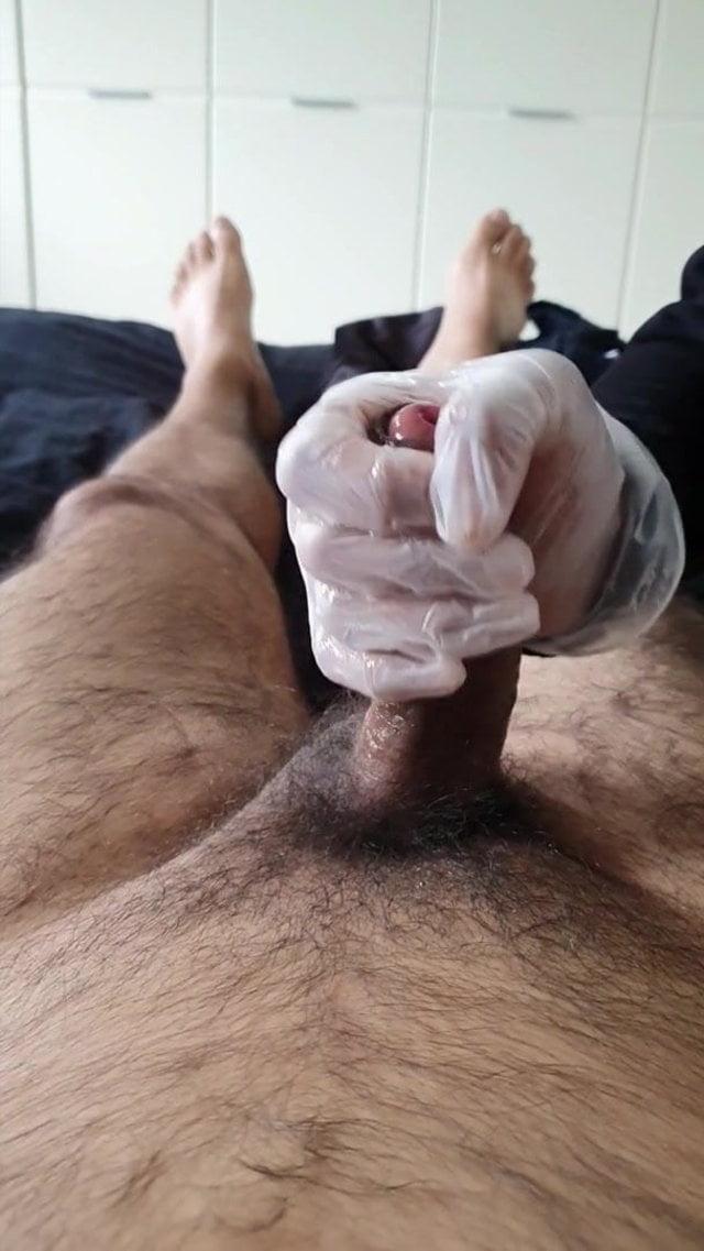 Amateur Handjob Big Dick