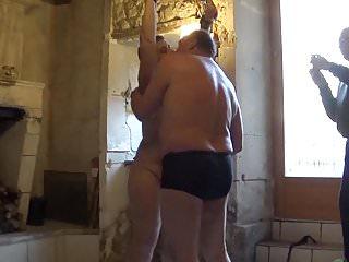 Training os pleasure slaves Hung used and pleasured.
