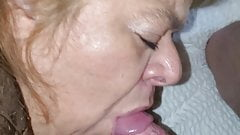 Akron Whore Wife Sucking Cock