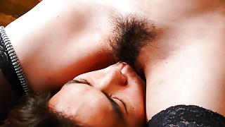 Gorgeous brunette babe Mai Hanano - More at Slurpjp.com