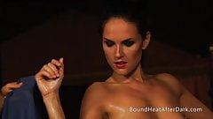 The Roman Dreams Proper Lesbian Massage For Naughty Mistress