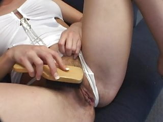 Hot chick banged in the ass - Hot chick banged by black cock