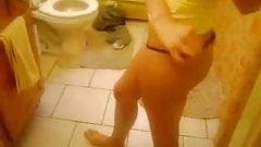 bathroom mastrubation