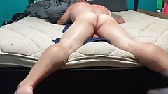 Wife is Strapon Pegging Husband On Homemade Video