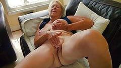 Very Older Woman orgasm