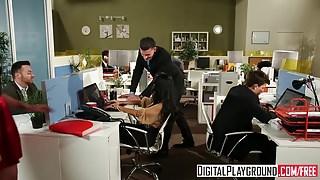 DigitalPlayground - Ava Addams Clover - You Scratch Mine