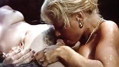 Annette Haven, Lisa De Leeuw, Paul Thomas in classic xxx