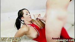 Annabel-Massina: User spritzt 2x