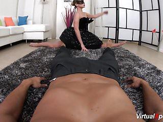 Flexy asshole Flexi sex with ballerina vinna reed