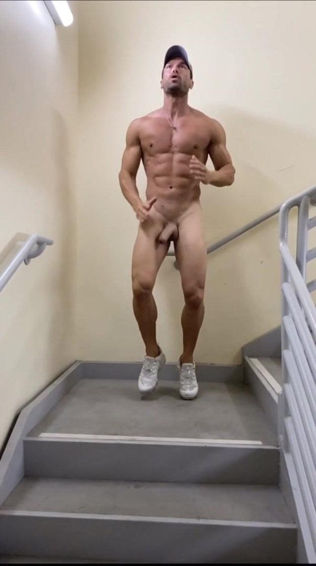 Naked bastian yotta Bastian Yotta: