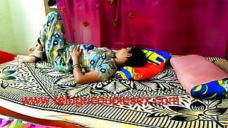 Telugu Aunty In Bedroom Full HD Hardcore Fucking With Cumshot