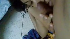 bangla private university girl sucks younger cousin
