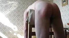 Gay - Rus spank
