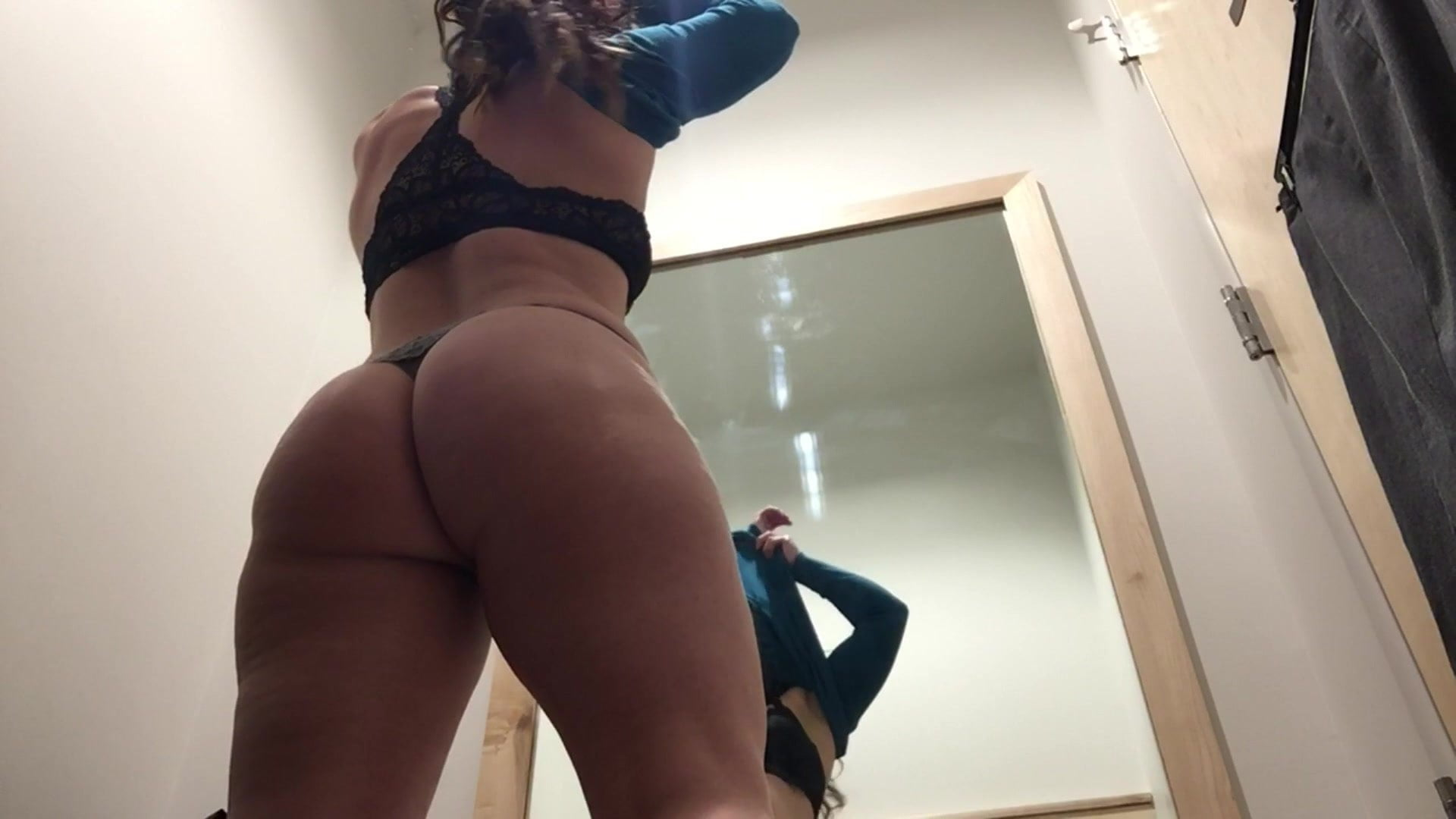 Changing Room Sex Blonde