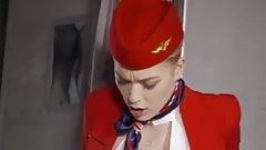 French stewardess – whole movie