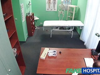 Sexual babe Fakehospital patient wants a sexual favour