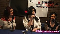 Shemale Female Dirty Talk Radio Show BadGirlMafia