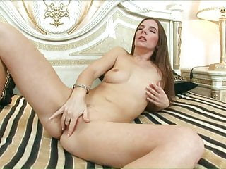 Hot hunk dicks - Milf with small tits deep throats hunks dick in bed