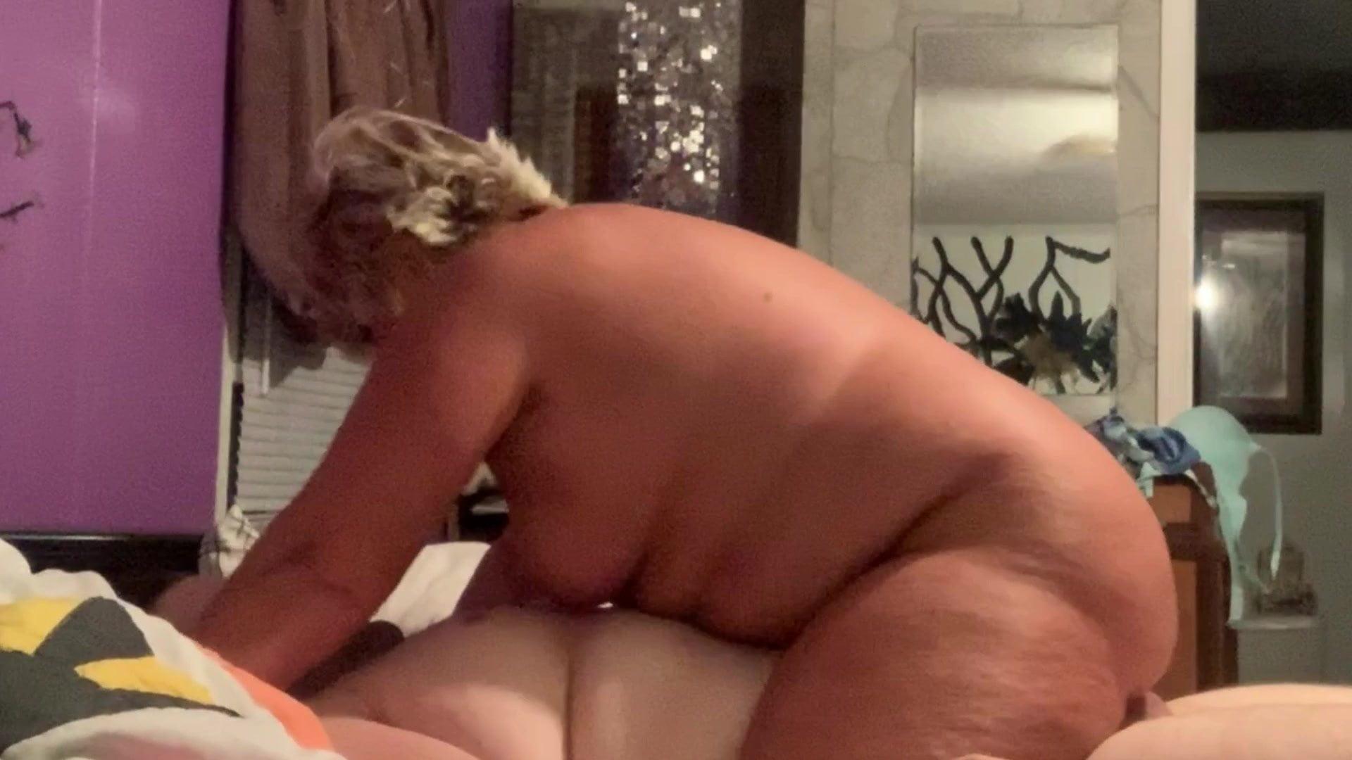 Big Ass Ebony Milf Dildo Ride