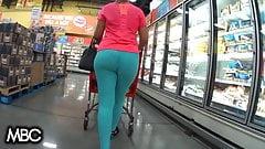 Juicy Ass Latin booty