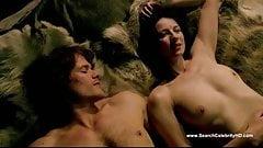 Caitriona Balfe nude - Outlander S01E07