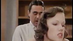 Brigitte Lahaie - vintage anal fuck