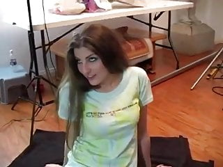 Sabrina ferilli strip - Sabrina deep gets throatfucked