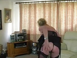 Mature pumps - Delightful granny pumping