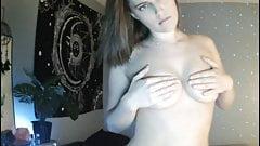 Elisha Mae Flashes Tits And Shakes Ass