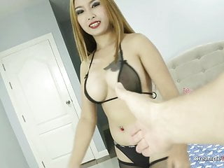 Asian big tit video Uncensored 4k creampie with big tit thai girl
