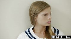 BLACKED - Daughter Sydney Coles has First BBC