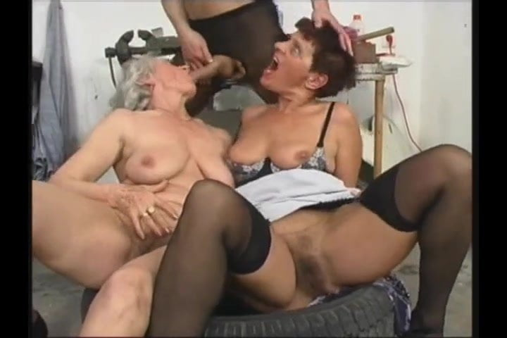 Grandma Porn Video
