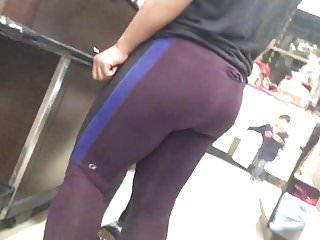 Nice pair of tits - Nice pair of asses in leggings
