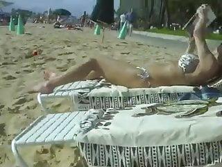 Penis pill scam Candid beach scam 4
