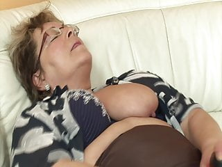 Grandma chubby Chubby grandma wants his cock