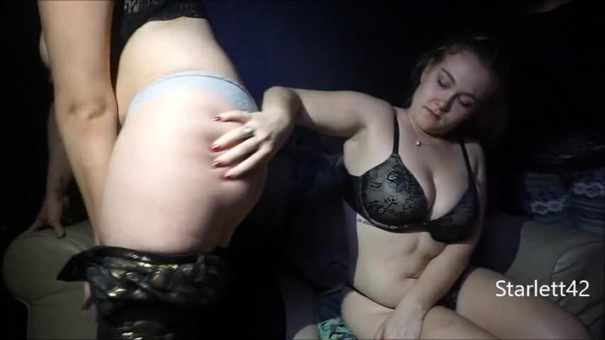 Amateur Slut Double Teamed