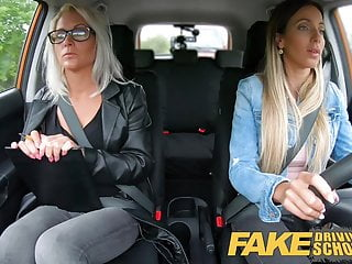 Train to teach adult learners - Fake driving school learner licks kathy andersons wet pussy