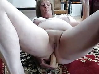 First mature anal - Getting ready for my first anal