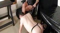 footslave training