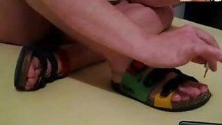 Sexy Birkenstok Porn 9