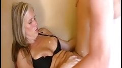 Blonde wife cheats with the pool boy