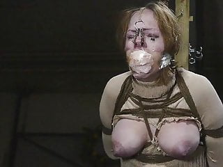 Mature cowboys bound and gagged Shamefully bound and gagged