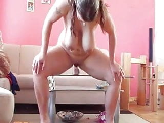Jelly dildo rubber dildo difference - Horny fat chubby gf love riding and tasting her rubber dildo