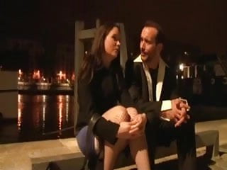 Penis docking stories Rachelle analfucked on the docks of paris