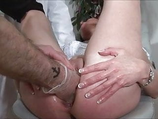 Naked at the doctors Milf at the doctors 2 of 2