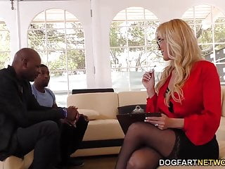 Porn hub brandi love Busty cougar brandi love interracial sex