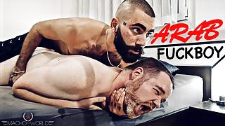 Arab Gay Fuckboy