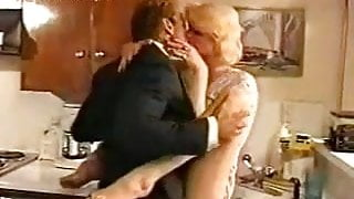 Shemale(Tranny) Wife Get Fucked By Husband in Kitchen !