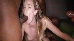White girls love big black cock